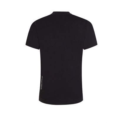 Kids Black Sport Edtn.03 Maple Logo T-Shirt