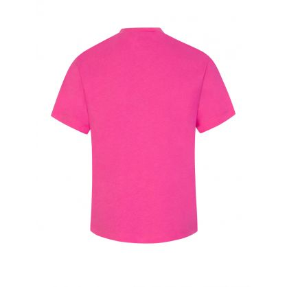 Kids Pink D2Kids Crystal Icon T-Shirt