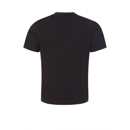 Kids Black Block Logo ICON T-Shirt