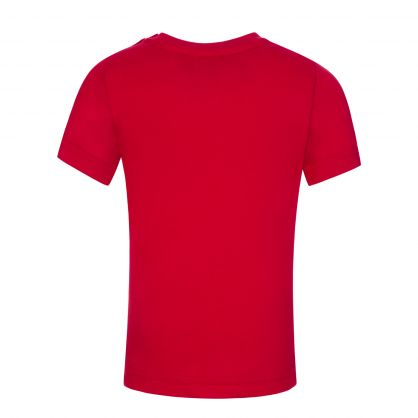 Kids Red 'Little ICON' T-Shirt