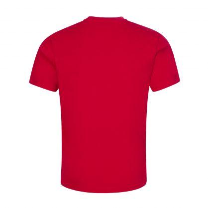 Kids Red Logo T-Shirt