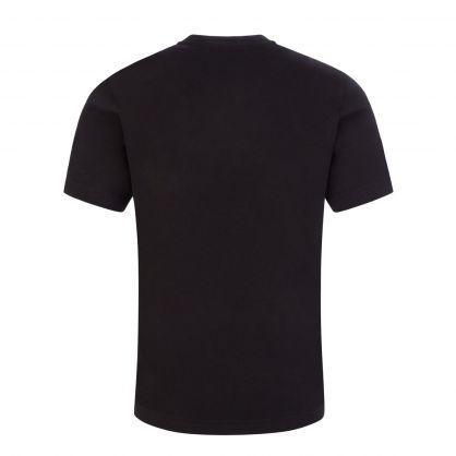 Kids Black Box Logo T-Shirt