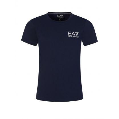 Junior Navy T-Shirt