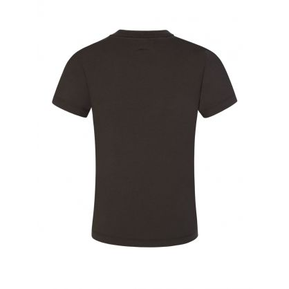 Junior Green Gradient Eagle T-Shirt