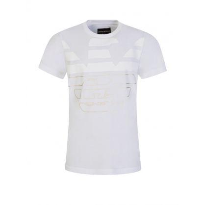 Junior 2 Pack Black/White T-Shirt