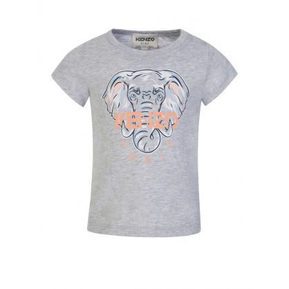 Grey Elephant T-Shirt