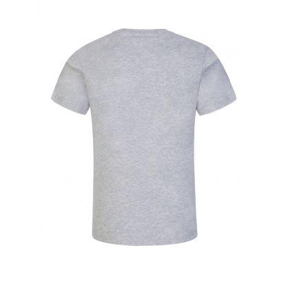 Grey Elephant Logo T-Shirt