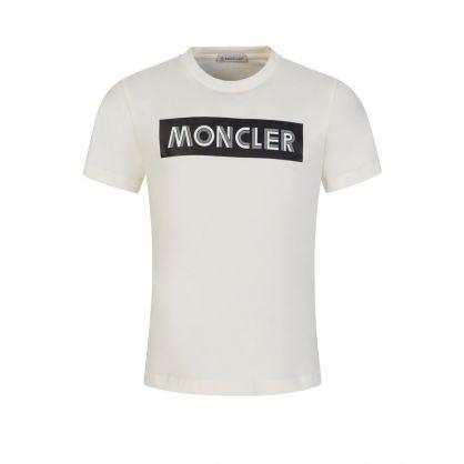 Ivory Logo T-Shirt