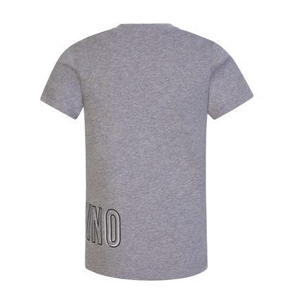 Kids Grey Hip Logo T-Shirt