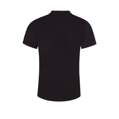 Kids Black Coordinates Thunderbolt T-Shirt