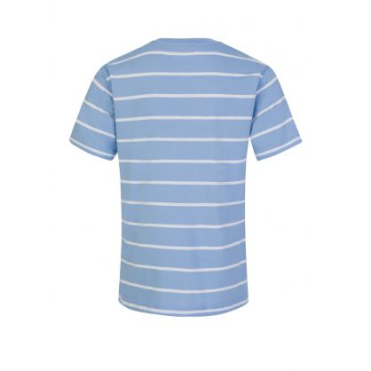 Kids Light Blue Stripe T-Shirt