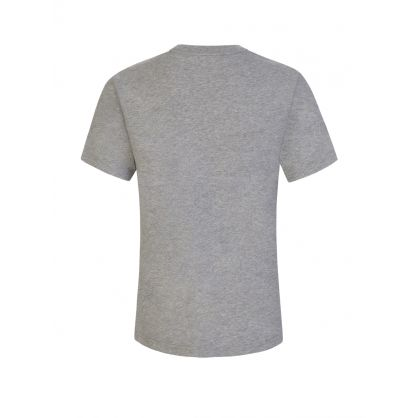 Kids Grey Signature Graphic T-Shirt