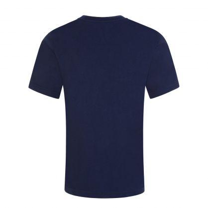 Kids Navy Classic Pony T-Shirt