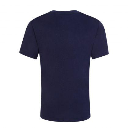 Kids Navy Polo Bear T-Shirt