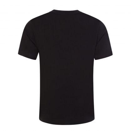 Kids Black Classic Pony T-Shirt