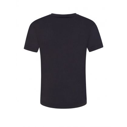Kids Navy Karel T-Shirt