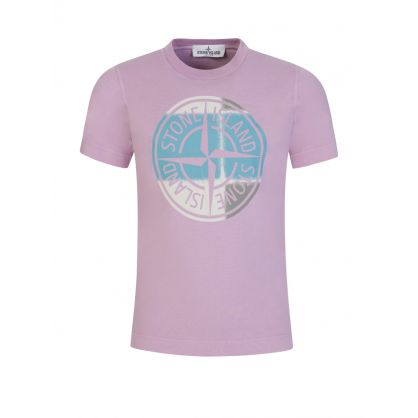 Junior Pink Logo T-Shirt