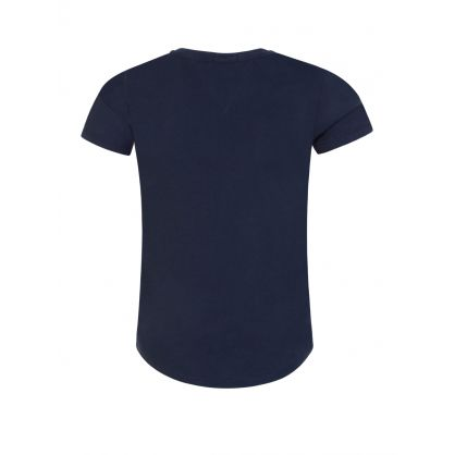 Kids Navy Essential T-Shirt