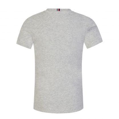 Kids Grey Classic Logo T-Shirt