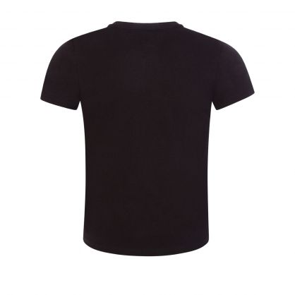 Junior Black Essential T-Shirt