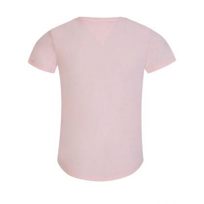 Kids Light Pink Logo T-Shirt