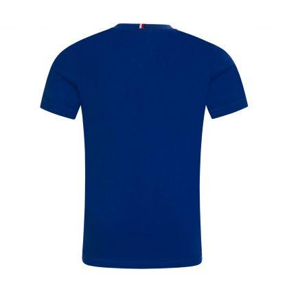 Kids Regal Blue Essential Logo T-Shirt