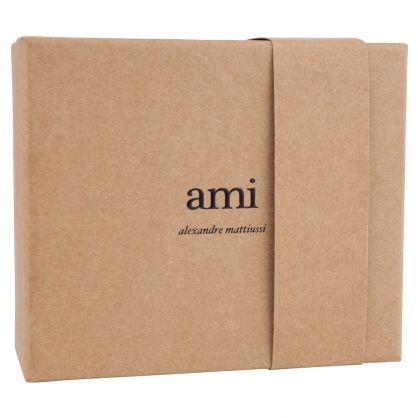 AMI Black Ami De Coeur Keyring