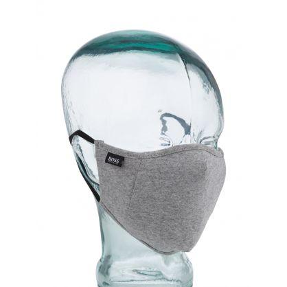 Black, Navy and Grey 3-Pack Face Masks