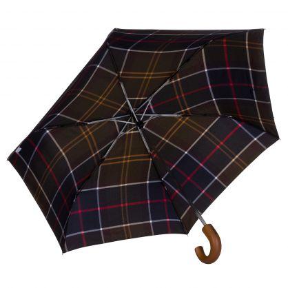 Green Classic Tartan Mini Umbrella