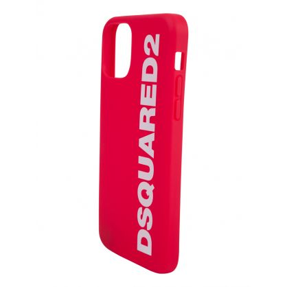 Red iPhone 11 Phone Case