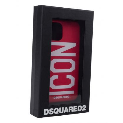 Red ICON iPhone 11 Pro Case