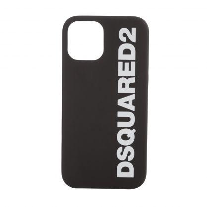 Black iPhone 12 Pro Phone Case