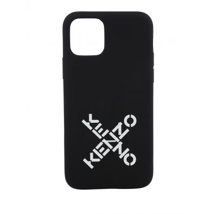 Black iPhone 12 Pro Phone Case