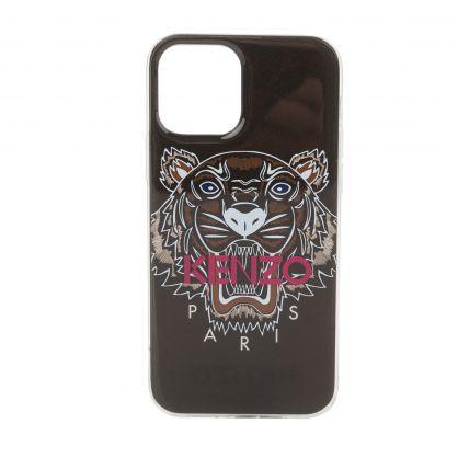 Black iPhone 12/12 Pro Phone Case