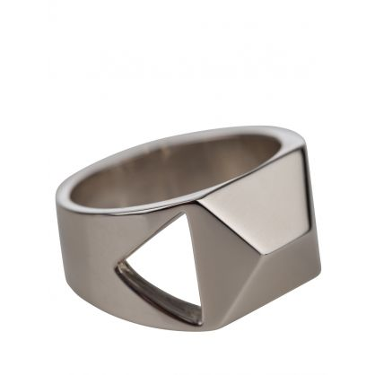Paul Smith Silver Signet Ring