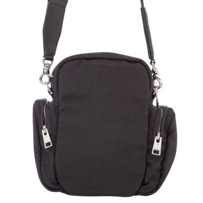 Black Ami De Coeur Pocket Bag