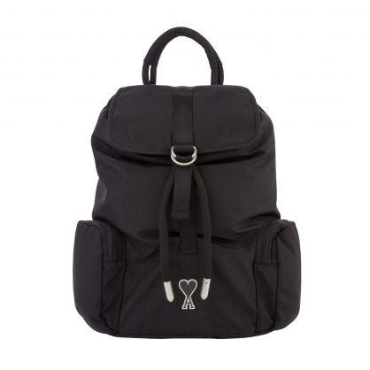 Black Ami De Coeur Backpack