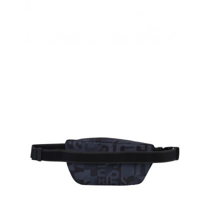 Black Pixcam214 Waist Bag