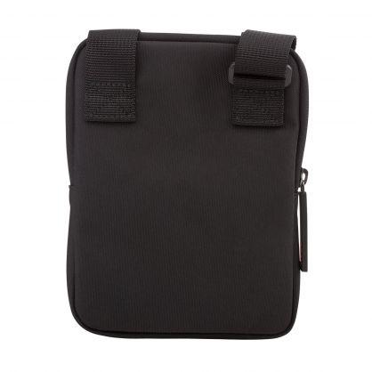Black Ethon Zip Bag