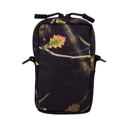 Black Tree Camo Shoulder Bag