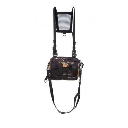 Black Tree Camo Messenger Rig Bag