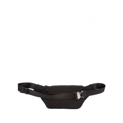 Black ICON Waist Bag