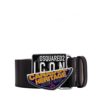 Black Canadian Heritage ICON Belt