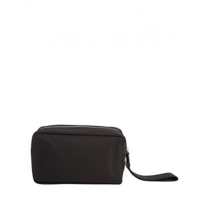 Black Punk Spike-Studded Bag