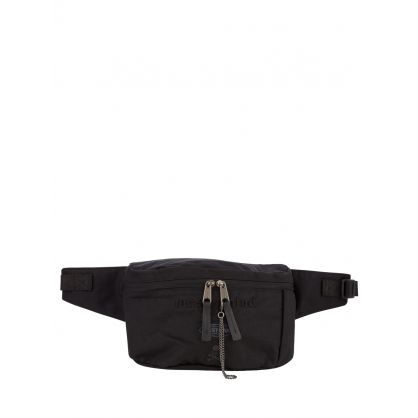x Mastermind Black Bane Shoulder Bag