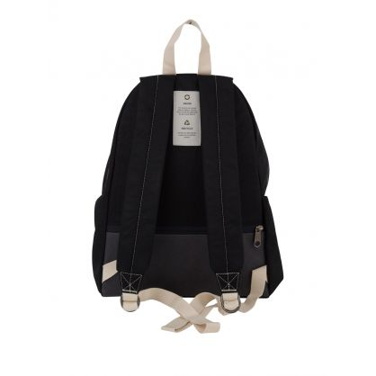Black Padded Pak'R Backpack