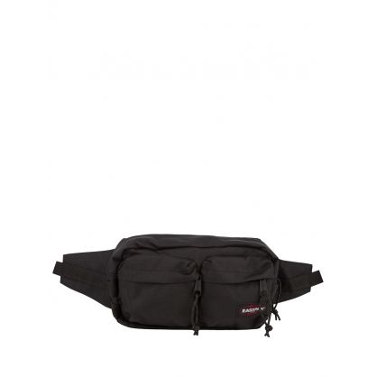 Black Double Waistbag