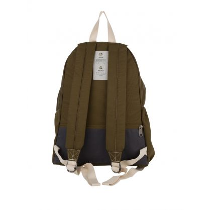 Green Padded Pak'R® Backpack
