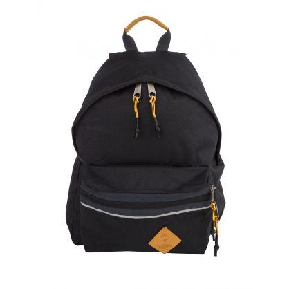 Black Padded Zippl'r Backpack