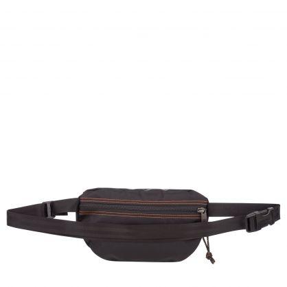 Black Springer Waist Bag